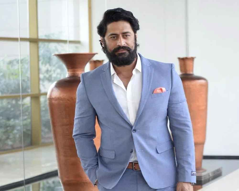 Mohit Raina's rugged look is what girls go crazy for 6