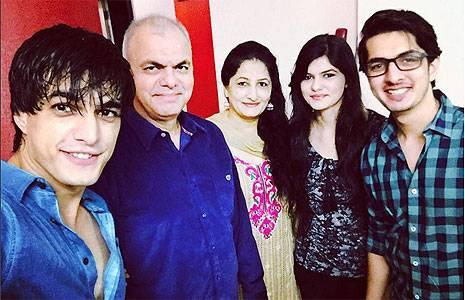 Mohsin Khan: The true family man 2