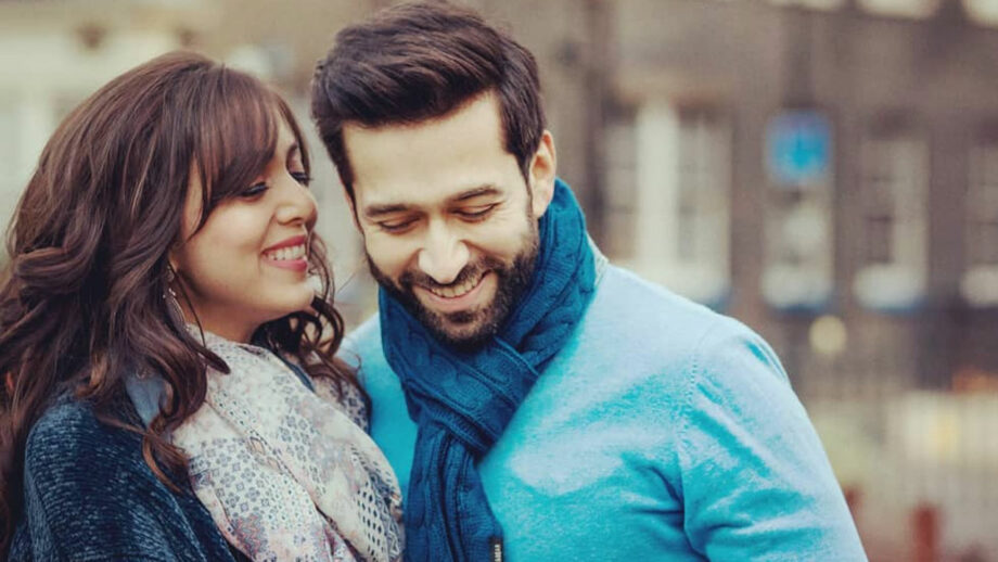 Nakuul Mehta and Jankee Parekh give major couple goals |  IWMBuzz