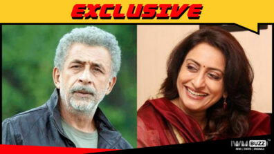 Naseeruddin Shah and Navni Parihar in Miraj Miracle's short film The Wallet