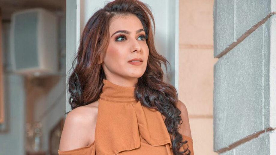 Negative roles have a lot of scope: Palak Purswani aka Shweta of Yeh Rishtey Hain Pyaar Ke