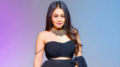 Neha Kakkar creates a drool-worthy style statement
