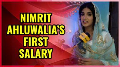 Nimrit Kaur Ahluwalia talks about her new show Chhoti Sarrdarni.