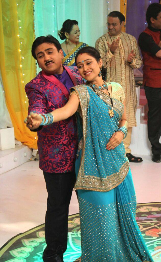 Nostalgic: Daya and Jethalal moments from Taarak Mehta Ka ... Taarak Mehta Ka Ooltah Chashmah Daya