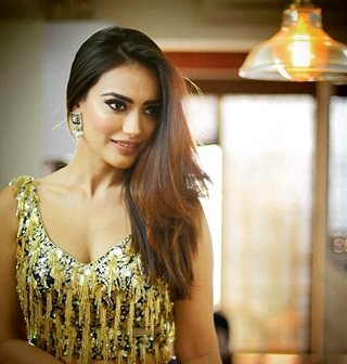 Only TV fashionista Surbhi Jyoti can carry out these daring outfits 1