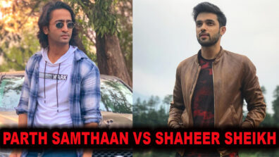 Parth Samthaan vs Shaheer Sheikh: Which handsome hunk tops the hotness meter?