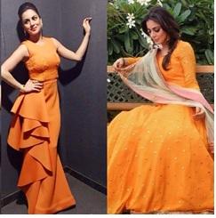 Preeta aka Shraddha Arya proves she is an ultimate fashion babe 3