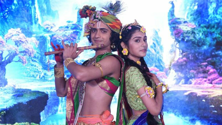 Radha and Krishn lovely moments from 'RadhaKrishn'