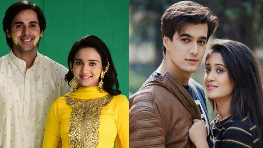Randeep Rai and Ashi Singh vs Mohsin Khan and Shivangi Joshi: The biggest fan base