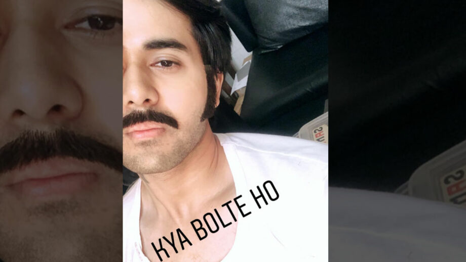 Randeep Rai gets a new look. Check it out now