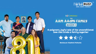 Review of TVF's The Aam Aadmi Family Season 3: A poignant, joyful tale of the unconditional love that binds a family together