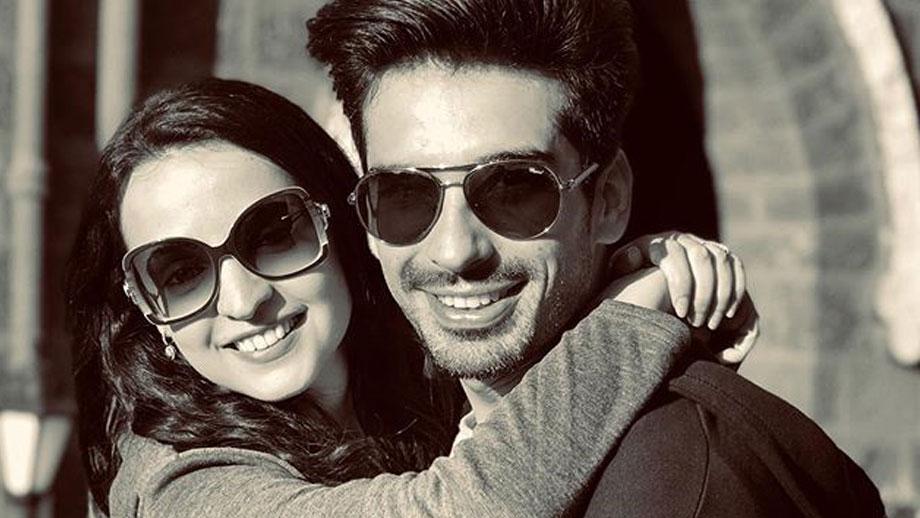 Sanaya Irani and Mohit Sehgal: Couple goals