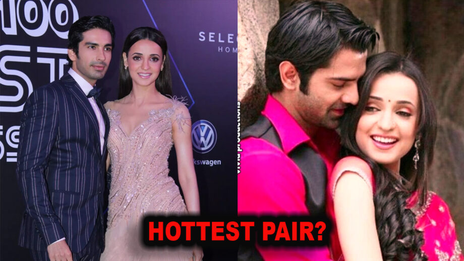 Sanaya Irani with Mohit Sehgal or Barun Sobti: Who is the hottest pair?