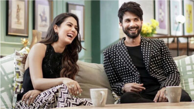 Shahid Kapoor and Mira Rajput: A Filmy Love Story 2