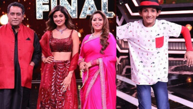 Shilpa, Geeta and Anurag bow down to Gourav on Super Dancer Chapter 3