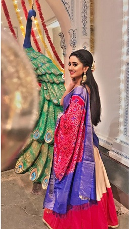 Shivangi Joshi's love for ethnic wear knows no bounds and here's proof 1
