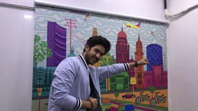 Shivin Narang poses after a fun LIVE chat with IWMBuzz