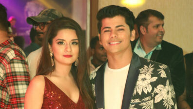 Siddharth Nigam and Avneet Kaur's crackling chemistry in TikTok videos