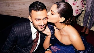 Sonam Kapoor and Anand Ahuja are major couple goals 5