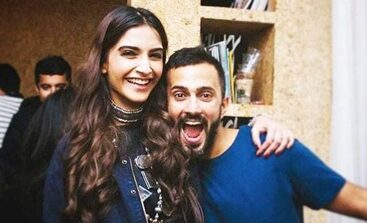 Sonam Kapoor and Anand Ahuja are major couple goals 6