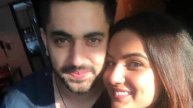 Tashan E Ishq co-stars Zain Imam and Jasmin Bhasin reunite