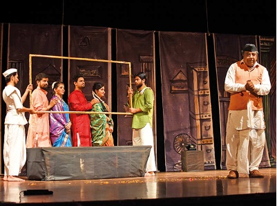 Ten Classical Plays of Indian Theatre 6