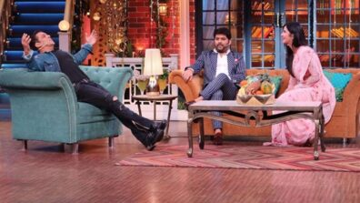 The Kapil Sharma Show 1 June 2019 Written Update: Katrina Kaif and Salman Khan on Kapil's couch 1
