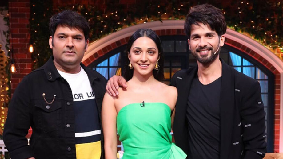 The Kapil Sharma Show 15 June 2019 Written Update: Shahid Kapoor and