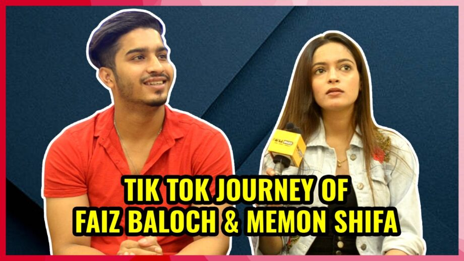 The TikTok journey of Faiz Baloch and Memon Shifa
