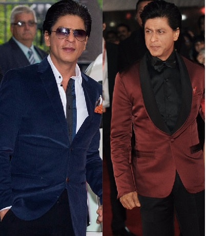 Then vs Now- Shah Rukh Khan Style Evolution 3