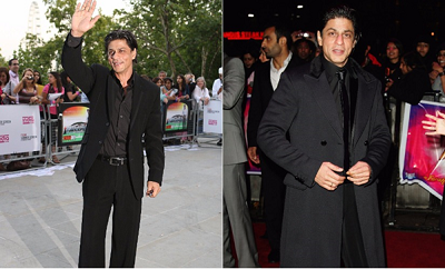 Then vs Now- Shah Rukh Khan Style Evolution 4