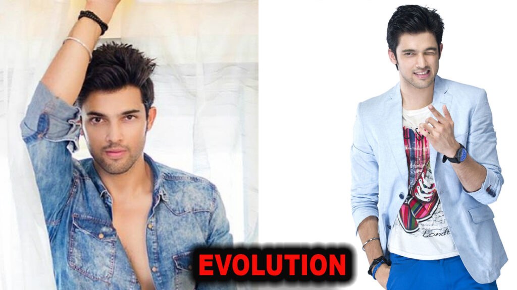 Then Vs Now: The amazing evolution of Parth Samthaan