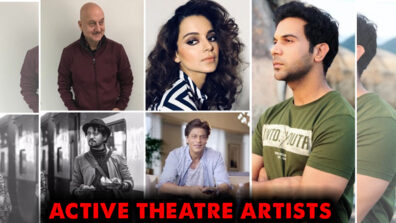 These famous Bollywood Actors are Active Theatre Artists