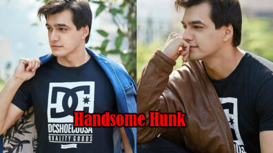 These Pictures Of Handsome Hunk Mohsin Khan Will Leave You Sweating
