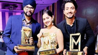 TikTok stars Faisu and Jannat Zubair win big together
