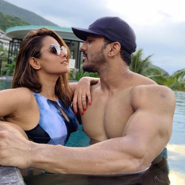Vacation Goals: Anita Hassanandani and Rohit Reddy 2