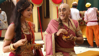 Vijayanagar comes under the spell of a mysterious woman on Sony SAB's Tenali Rama