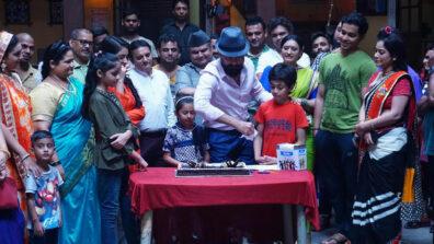 We would like to thank viewers of Bhakharwadi: Akshay Kelkar and Akshita Mudgal on 100 episodes completion