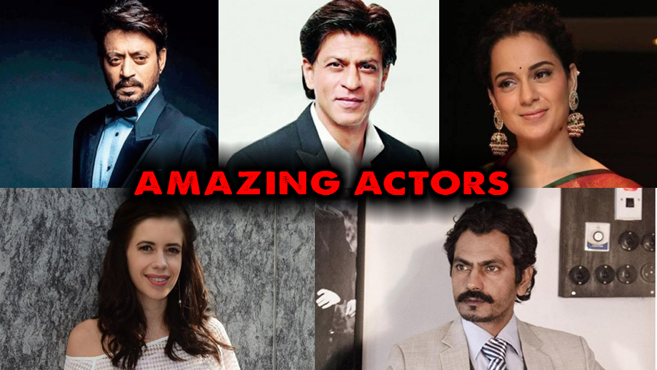 When Indian Theatre gifted Bollywood with Amazing Actors 6