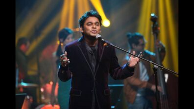 Why you should experience the magic of A.R. Rahman when he performs live
