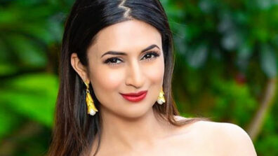 Yeh Hai Mohabbatein actress Divyanka Tripathi gets a surprise on the set