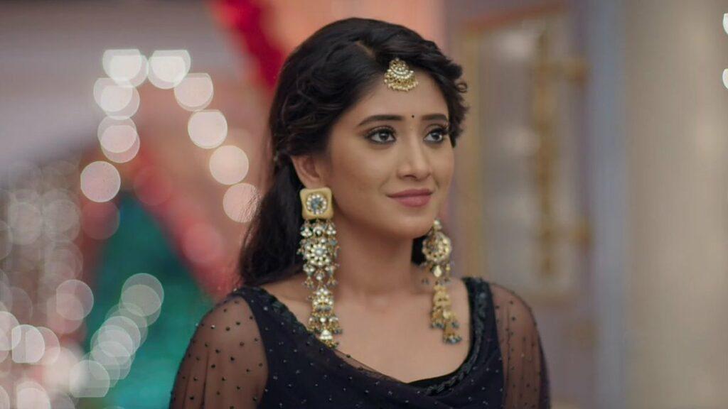 Yeh Rishta Kya Kehlata Hai Shivangi Joshi And Her
