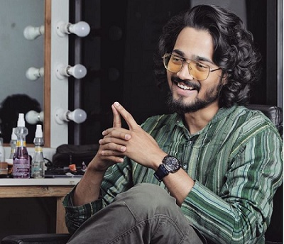 YouTuber Bhuvan Bam is big on fashion too. See proof 3