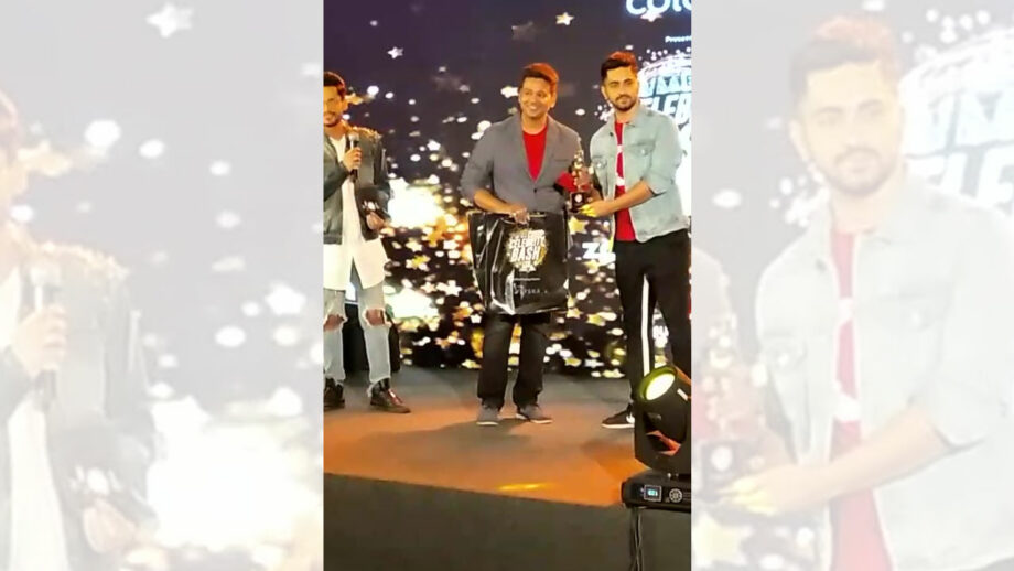 Zain Imam wins big at IWMBuzz Syska Style Awards 1