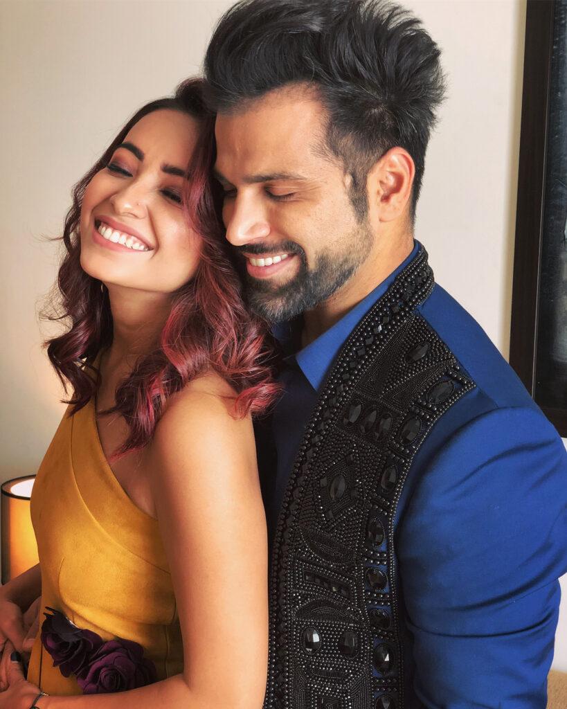 A couple like no other: Rithvik Dhajani and Asha Negi 2