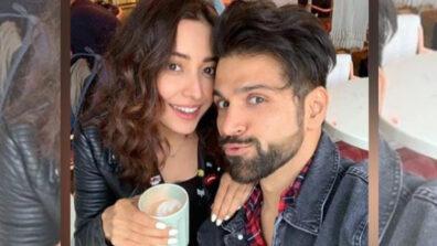 A couple like no other: Rithvik Dhajani and Asha Negi