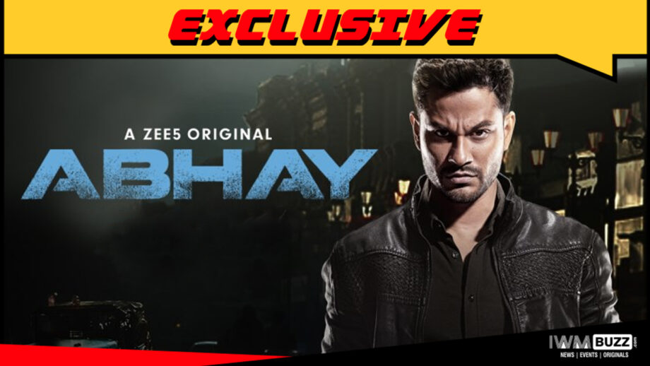 Abhay the ZEE5 series to be back with Season 2