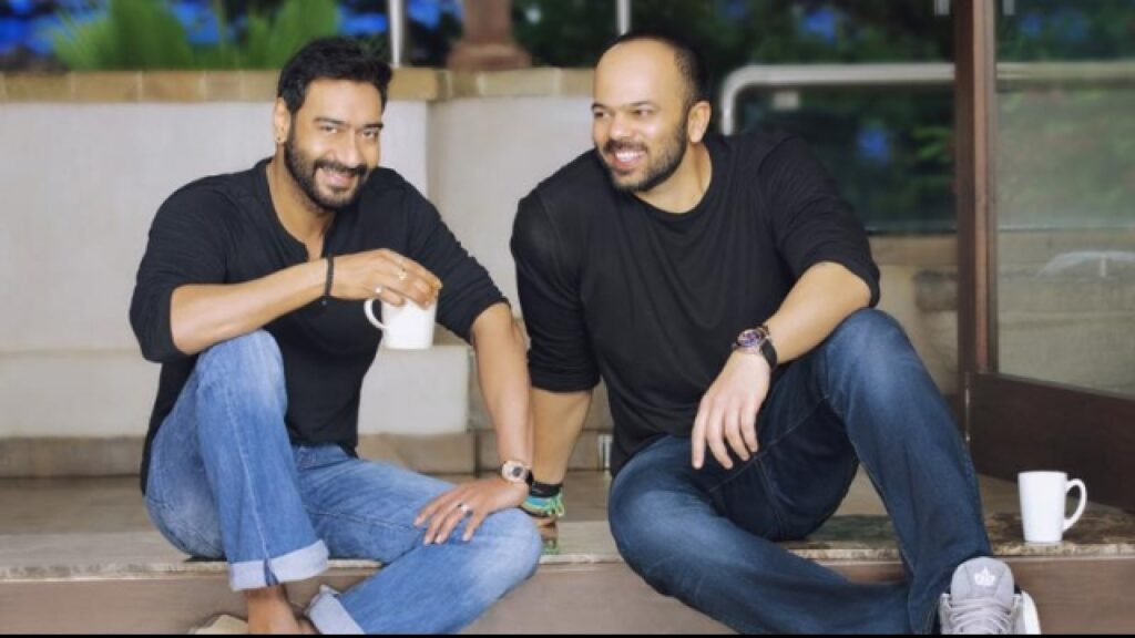 Ajay Devgn-Rohit Shetty: The director-actor duo that never fails at the box-office
