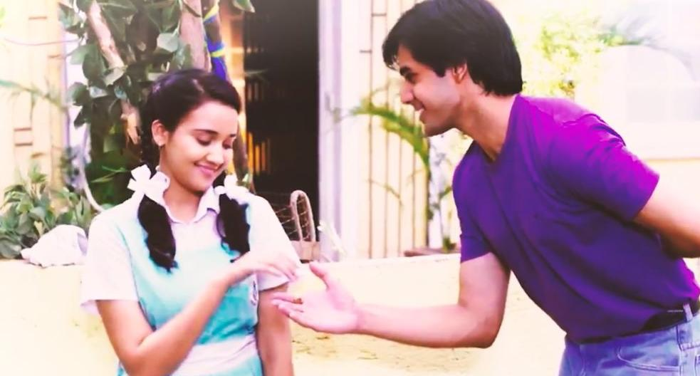 All the cute pictures of Yeh Un Dinon Ki Baat Hai's Naina and Sameer 7