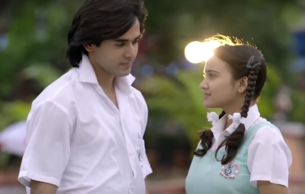 All the cute pictures of Yeh Un Dinon Ki Baat Hai's Naina and Sameer 8